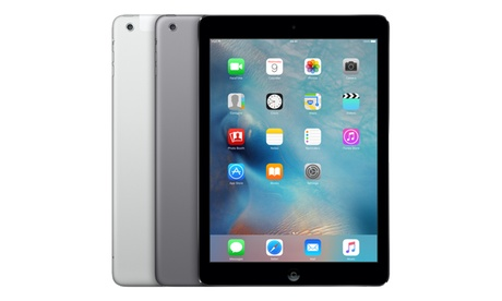 "Apple iPad Air WiFi Tablet with 9.7"" Retina Display (Refurbished B-Grade) 235ae436-fa6e-46db-954b-6dd9b2073de1"