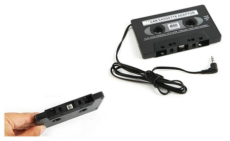 Audio Stereo Cassette Tape Adapter for MP3 Player and Smart Phones 332b899b-344d-4302-a9e7-bc114faa08ff