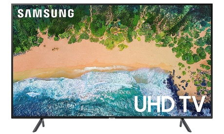 Samsung 7-Series 4K Ultra HD HDR Slim Design Smart TV