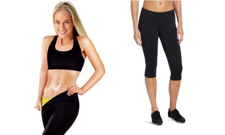 Ladies Thermal Tight Gym Pants by Tone Wear Female Gym Gear a1b2b424-a522-4f85-b9eb-0d7bce1de312