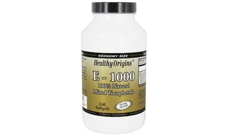 Healthy Origins Vitamin E 1000 IU