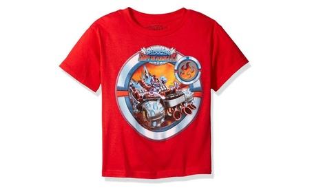 Skylanders Boys Superchargers Racing T-Shirt 1fa609c5-4801-461a-80d6-4f640b4c31b4