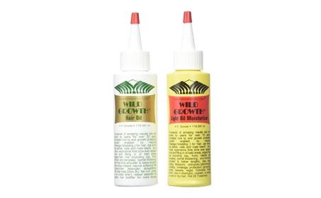 Wild Growth Hair Care System 2 Bundle Pack f360f1c7-ef80-4af2-8471-bd49f511288b