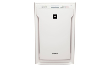 Sharp FP-A80UW Plasmacluster Ion Air Purifier with True HEPA Filter 2b70b4b4-c95c-433e-ae48-52a39c3401e8