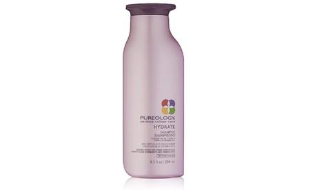 Pureology Hydrate Shampoo, 8.5 oz For Dry Colour-Treated Hair