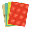 Stitched Exercise Notebook Gloss Laminated Cover