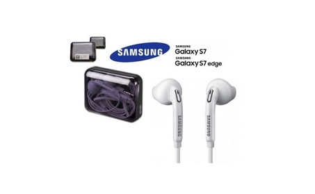 2X 100% Original Samsung Galaxy S7 Edge S6 Headset Earbuds EO-EG920LW c2fd05b5-0e5f-4c3c-b2be-9b26268a6e27