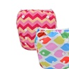 Pack Of Two Reusable Baby Swim Diapers