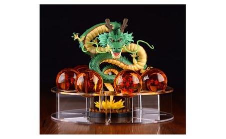Anime Cartoon Dragon Ball Z Stars Crystal Shenlong & Display bracket 288dfcf1-7f90-4022-9f4c-06d9a4c65292