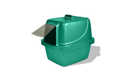 Van Ness Plastics 794616 Xgiant Sifting Enclosed Cat Pan 19d86686-b153-46a6-8936-29e7fada4f29