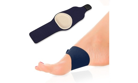 New Arch Support Flat Feet Orthopedic Cushion Compression Wrap Adjustable Strap 2d5ad3f4-d749-4089-9f08-434b7e720317