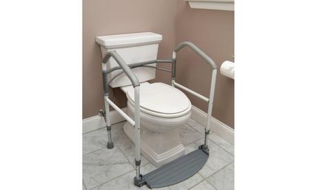 Windsor Direct Foldeasy Toilet Safety Frame dcbd8978-9e77-4d0a-9629-e58bf64f79e2