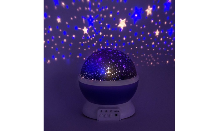 LED Concepts Moon And Star Projection Lamp: LED Concepts Moon And Star Projection  Lamp.