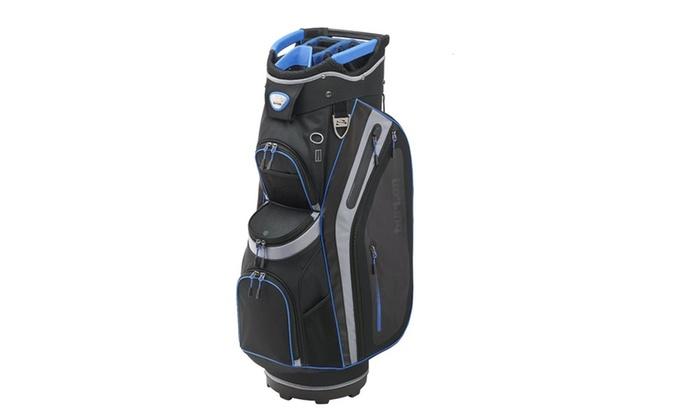 Burton Premier Cart Bag | Groupon on burton golf bag white, burton executive golf bag, burton golf bags men, burton golf bag logo,