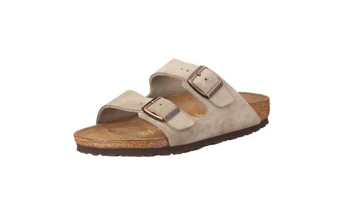 1e93dbc62988 Birkenstock Arizona 2 strap footbed sandals