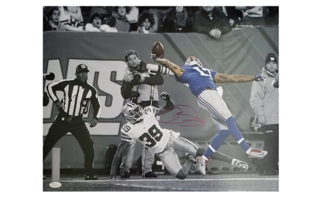 Autographed Odell Beckham Jr. New York Giants 16x20 Photo c087c991-0664-4b92-a79c-5f3c9bbf4bd7