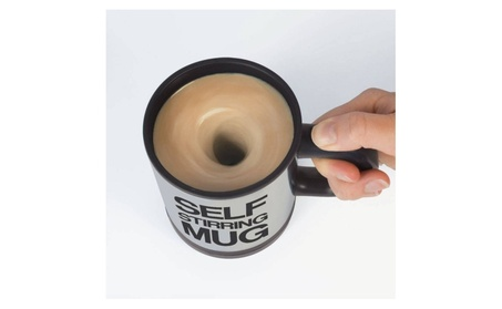 Self Stirring Coffee Mug - Black 1c51805c-6e7b-4ac2-b9a2-c95194280cad
