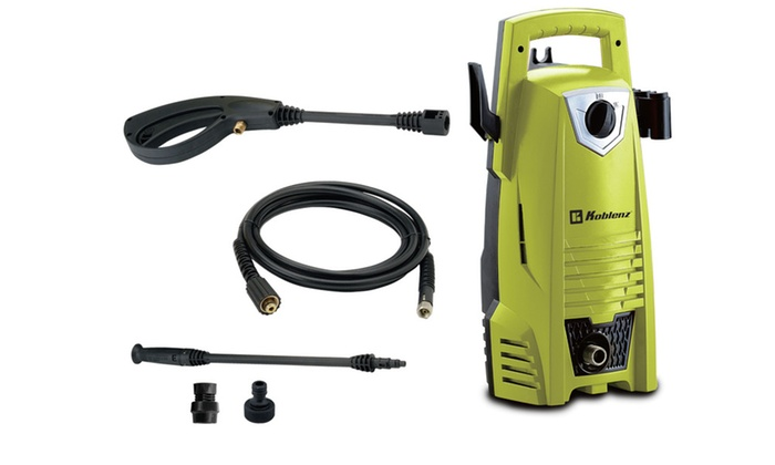 Up To 43 Off On Koblenz Pressure Washers Groupon Goods
