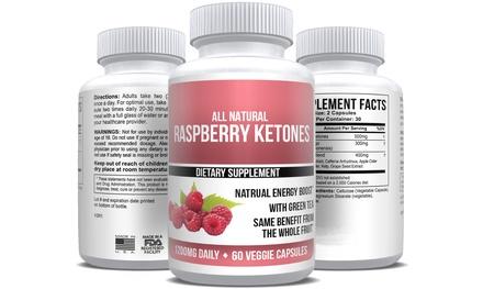 Pure Raspberry Ketones Extract Max Strength Keto 1 2 3 Or 6