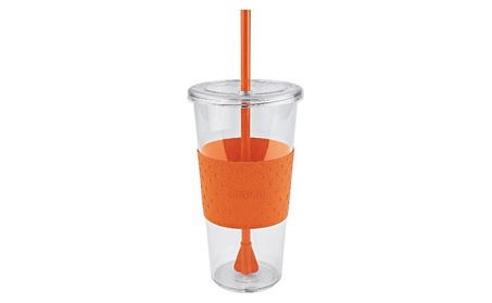 Copco Eco First Tumbler 24 Ounce Togo Cup Mug - Orange (2510-9979) 3d516e1a-2cec-42e9-94d0-6543f207d6c7