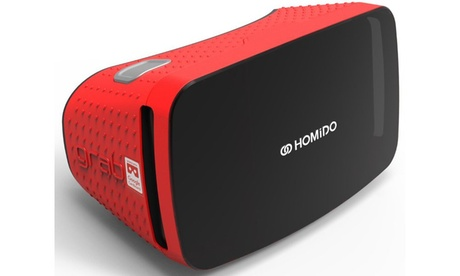Refurbished Homido Grab Virtual Reality Headset Red Refurbished 0e1aca39-75e6-4cf7-b098-0422c96dcf4e