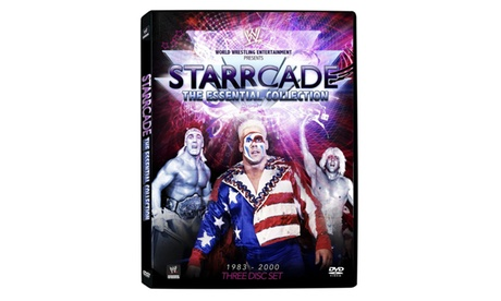 WWE: Starrcade: The Essential Collection (3-Disc)(DVD) 8c00bcd4-f903-4404-9911-ddc0f26173aa