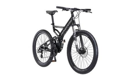 """26"""" Mongoose Blackcomb Men's Mountain Bike, Black 919006b7-db33-440b-a8f5-3584e618fcac"""