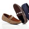 Franco Vanucci Men's Driving Shoes