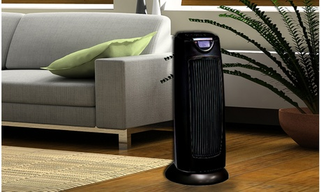 Comfort Zone Oscillating Tower Heater/Fan 5058ba09-9b72-427c-9f16-9f60f1efbdb9