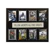 "NCAA Football 12""x15"" Georgia Tech Yellow Jackets All-Time Greats Plaque"