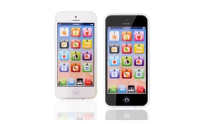 So Smart Kids Toy Phone with 8 Fun Learning Functions at OSP, plus 6.0% Cash Back from Ebates.