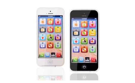 So Smart Kids Toy Phone with 8 Fun Learning Functions d2df2820-a58c-4b9e-91d2-d72d1dcf5e21