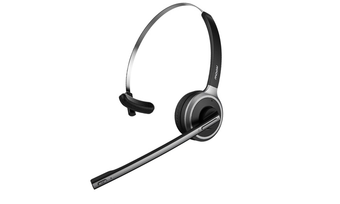 Up To 44 Off On Mpow V4 1 Bluetooth Headset T Groupon Goods