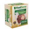 FoodSaver GameSaver 8 Inches X 20 Feet Long Rolls - 6 Pack