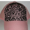 Pugs Gear Pink Girls Trucker Hat