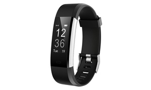 ID115HR Plus Fitness Tracker Bluetooth Heart Rate Monitor Watch