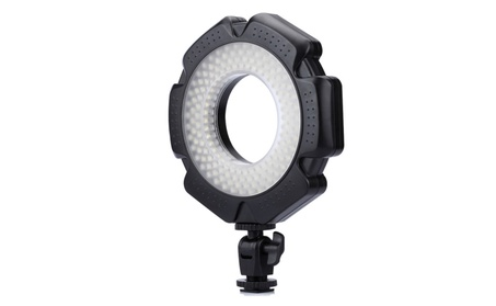 Mini LED Macro Ring Light with 6 Adapter Rings for Macro Canon/Nikon acd4100b-0dcb-4a21-b87a-b3c1b717c348