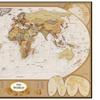 World Antique Map