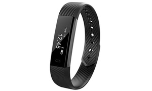VeryFit Smart Bracelet Fitness Tracker Step Calorie Counter