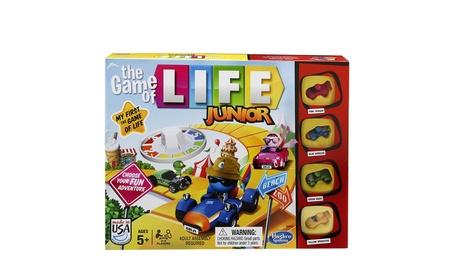 The Game of Life Junior Game a5cb21c2-17f5-42a9-9b8a-09144788bb8c