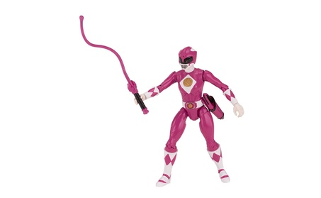 Power Rangers Legacy Mighty Morphin Movie 5-Inch Pink Ranger Action c0a49bf3-962f-4691-9bdd-10d96f3aabd7