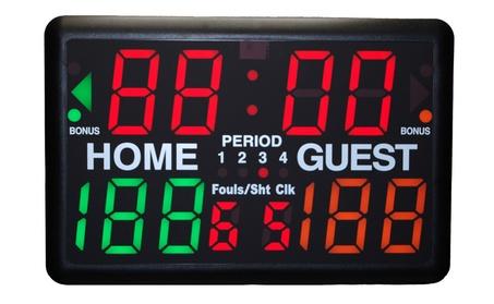 Trigon Sports Multi Sport Indoor Tabletop Scorer and Timer 106d269c-9e94-4fd8-97a5-8047e0720b00