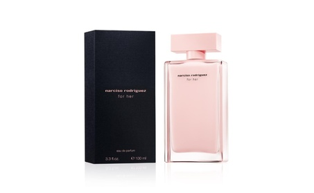 Narciso Rodriguez For Her 3.3 oz / 100 ml Eau De Parfum Women cecb7763-61f8-499b-a827-a4887ed65e46
