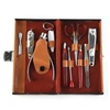 Deluxe 10 Piece Manicure Set with Carrying Case