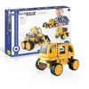 PowerClix Construction Vehicle Set