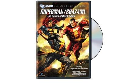 DC Showcase: Superman/Shazam!: The Return of the Black Adam (DVD) eaf9e050-af12-4d45-9712-e98554844c79