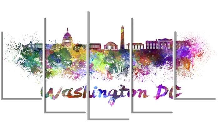 Groupon painting deals washington dc