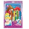 Disney Princess 6 Crayons And Art Pad