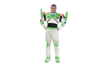 Costumes For All Occasions DG5984 Buzz Lightyear Prestige Adult 1cac62b6-9924-4ee2-9d45-48dabf07615f