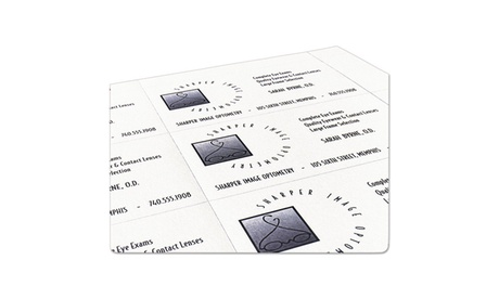 Avery Dennison Printable Microperf Business Cards